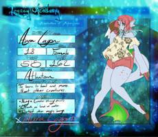 Aura app for Legacay Academy by theangeloflife25