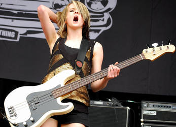 The Subways. Syd. Aust 09. 01 by SoundStageReview