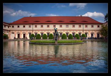 Wallenstein Garden I by MishaART