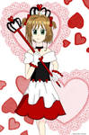 Sakura: The Queen of Hearts by Charlotte-Holmes