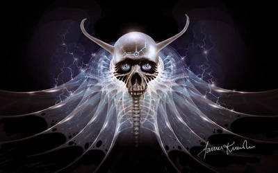 Living Dead CyberGod by GrungeTV