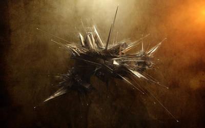 Splinter Junkyard by GrungeTV