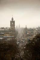 View of Edinburgh 3 by GrungeTV