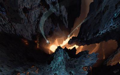 Isbbur's Sanctuary by GrungeTV
