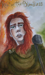 Kvothe the bloodless by TheBlooooodless