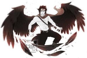 COM: Daetrius by Fisukenka