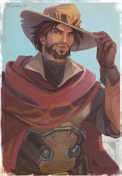 Howdy by Fisukenka