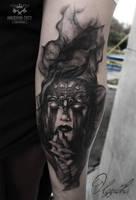 Black Widow by Olggah