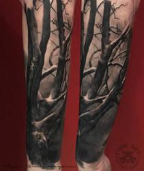 Black sleeve in pro... by Olggah