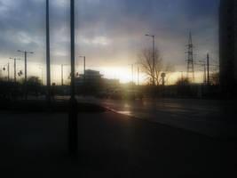 Sun after rain  by GamesHarder