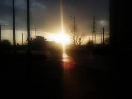Sun break by GamesHarder