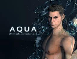 AQUA by xTh13teeNx