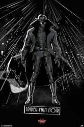 Spider Man Noir by williansantos26