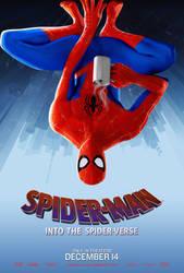 Spider Man Poster - Spider Man Into The Spider Ver by williansantos26