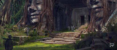 lost civilization by igortovstogan