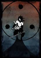 Sasuke by artlambi