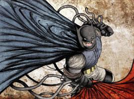 The Dark Knight Returns by artlambi