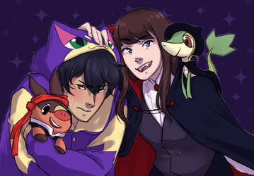 Happy Halloween! by ssandshrew