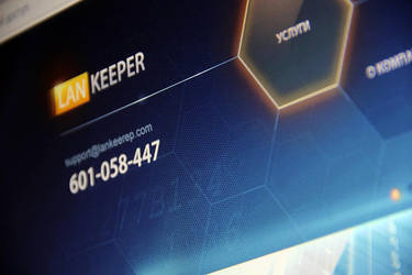 Lankeeper by DKartsStudio