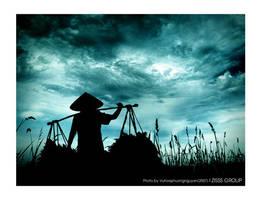 Silhouette by vuhoangphuong