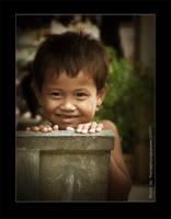 Smile of children by vuhoangphuong