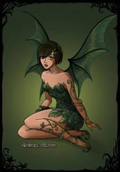205. Grim pucks - Ivy by Erozja