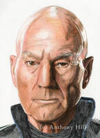 Professor X by Wanted75