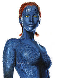 Mystique by Wanted75