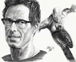 Reverse Flash - Harrison Wells by Wanted75