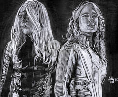 Canary Sisters by Wanted75