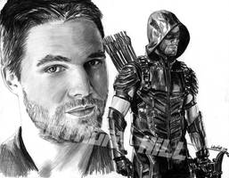 The Green Arrow by Wanted75