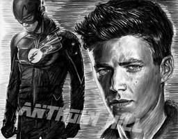 The Flash - Barry Allen by Wanted75