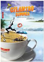 A5bar Cilantro Magazine no.9 by mohamedsaleh