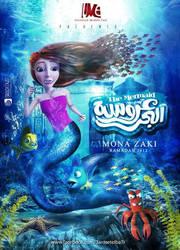 The Mermaid by mohamedsaleh