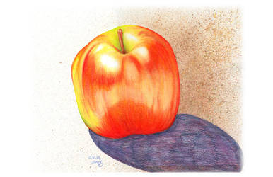 Apple By Teacher by teutelquessir
