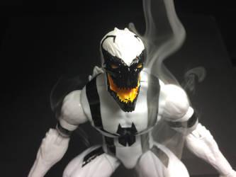 Marvel Legends Anti-Venom by backlash76