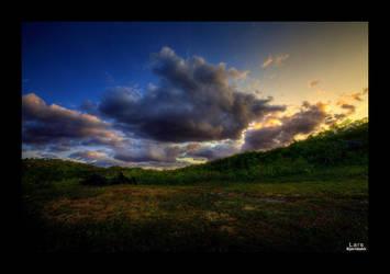 Rago Skies HDR by Heimstrekka