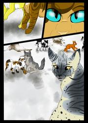 An Owl's Screech - Page 17 by fadingsolarr