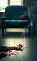 Cigarette murder by les-akenes