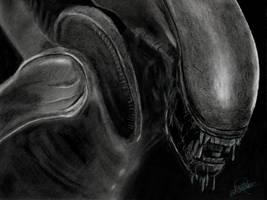 Alien by Eddyvl