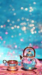 Wonderland Tea by cande-knd