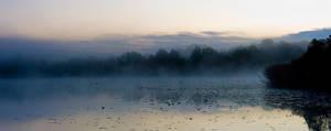 Morning Mist VI by calleartmark