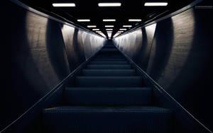 Escalator II by calleartmark