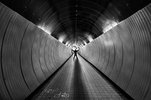 Tunnel Vision by calleartmark