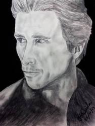 Christian Bale by PritKK