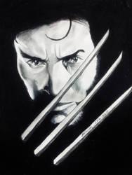 Wolverine !!! by PritKK
