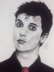 Billie Joe Armstrong from Green Day. by PritKK