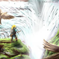 Breath of the Wild by KatzeBlue