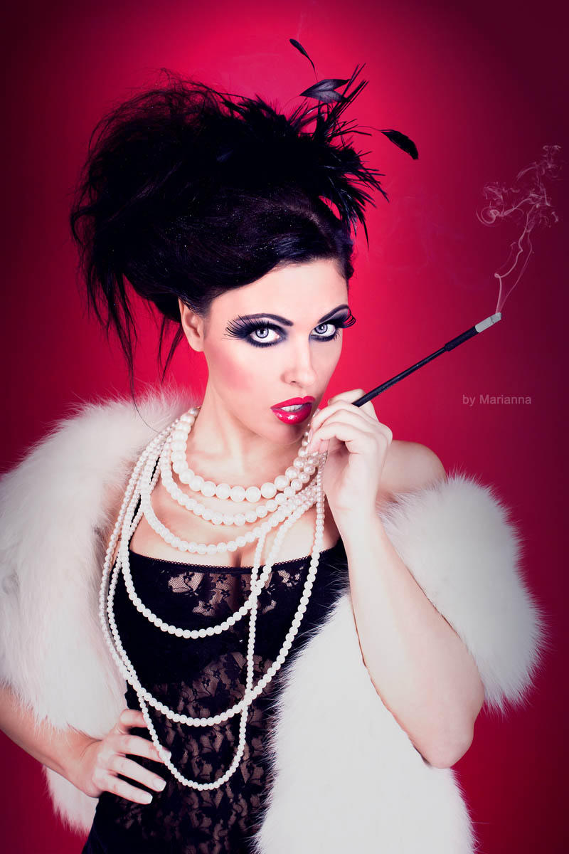 Cabaret by mariannaphotography