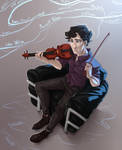 Sherlock's mind by masha15Tirra